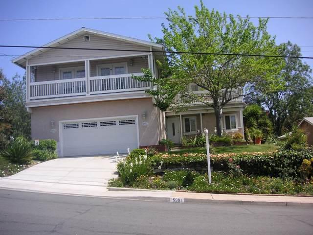 5991-5993 Howell Drive, La Mesa, CA 91942 (#210010111) :: Keller Williams - Triolo Realty Group