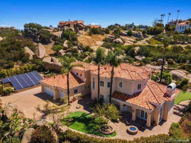 9769 Little Canyon Ln, Escondido, CA 92026 (#210010361) :: SunLux Real Estate