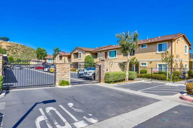 9728 Marilla Drive Unit 813, Lakeside, CA 92040 (#210010396) :: Neuman & Neuman Real Estate Inc.