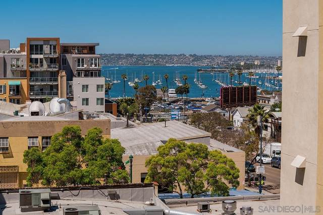 1970 Columbia Street #400, San Diego, CA 92101 (#210010983) :: Neuman & Neuman Real Estate Inc.