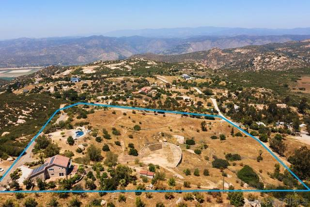 16575 Highland Trails Dr., Ramona, CA 92065 (#210012827) :: SD Luxe Group
