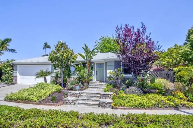 4743 Norma Drive, San Diego, CA 92115 (#210013083) :: Neuman & Neuman Real Estate Inc.