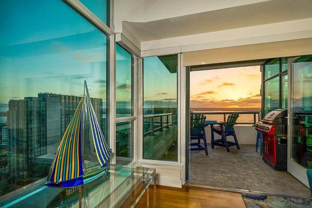 1199 Pacific Highway #1805, San Diego, CA 92101 (#210013097) :: Team Forss Realty Group
