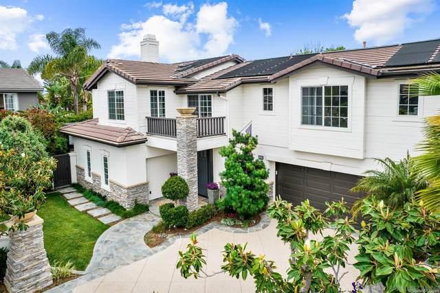 220 Jacob Ln, Encinitas, CA 92024 (#210013501) :: Neuman & Neuman Real Estate Inc.