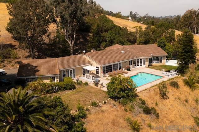 5460 La Crescenta, Rancho Santa Fe, CA 92067 (#210014605) :: Compass