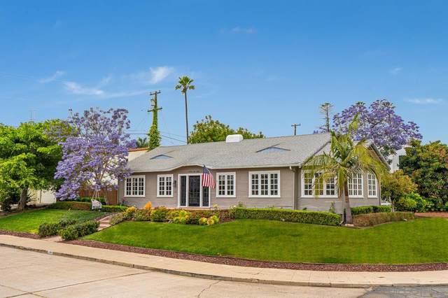2880 Locust St, San Diego, CA 92106 (#210014617) :: Neuman & Neuman Real Estate Inc.