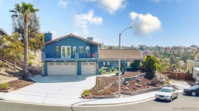 1286 Rippey St, El Cajon, CA 92020 (#210015350) :: Neuman & Neuman Real Estate Inc.