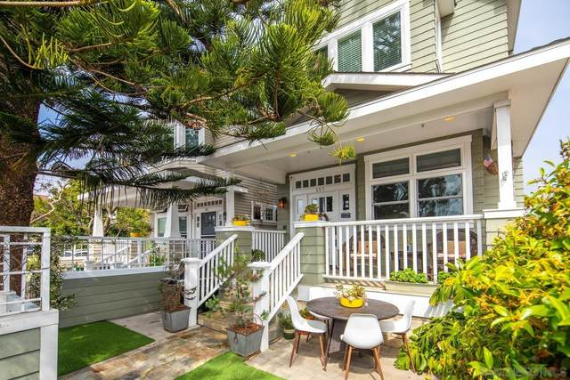 405 E Avenue, Coronado, CA 92118 (#210015625) :: Neuman & Neuman Real Estate Inc.