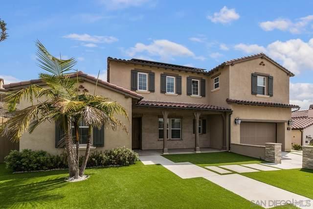 7506 Camino Minero, Carlsbad, CA 92009 (#210015953) :: Neuman & Neuman Real Estate Inc.
