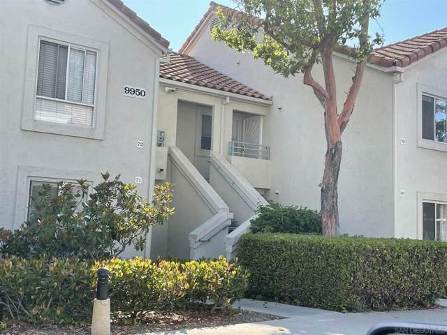 9950 Scripps Westview Way #70, San Diego, CA 92131 (#210016421) :: Compass