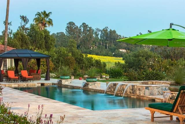 18022 Loma Alegre, Rancho Santa Fe, CA 92067 (#210018273) :: Neuman & Neuman Real Estate Inc.