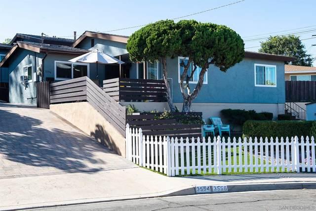 3554-56 Fir, San Diego, CA 92104 (#210018536) :: Neuman & Neuman Real Estate Inc.