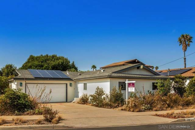 7224 Courtney Dr, San Diego, CA 92111 (#210019250) :: Neuman & Neuman Real Estate Inc.