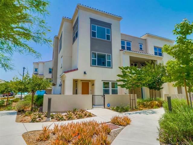 1252 Paseo Sea Breeze #8, San Diego, CA 92154 (#210019669) :: Neuman & Neuman Real Estate Inc.