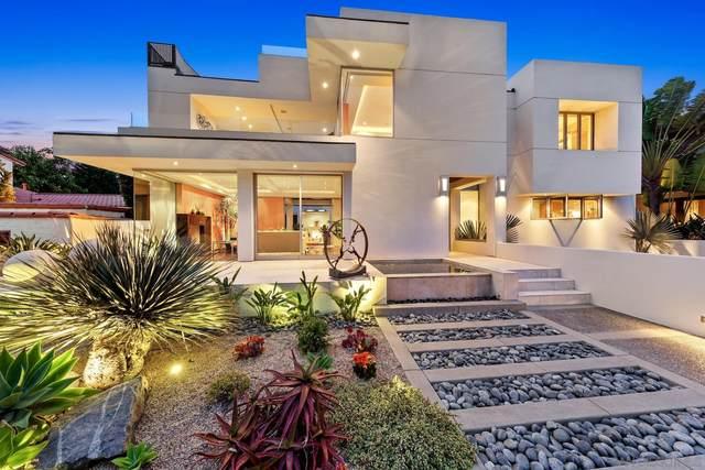 1033 Loma Ave, Coronado, CA 92118 (#210020080) :: Neuman & Neuman Real Estate Inc.