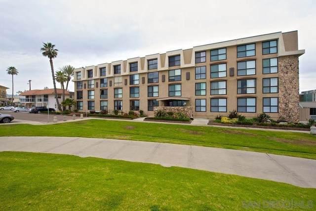 4667 Ocean Blvd #405, San Diego, CA 92109 (#210020949) :: SunLux Real Estate
