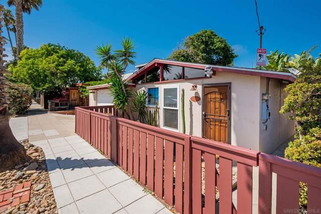 5046-48 Long Branch Ave., San Diego, CA 92107 (#210021494) :: Neuman & Neuman Real Estate Inc.