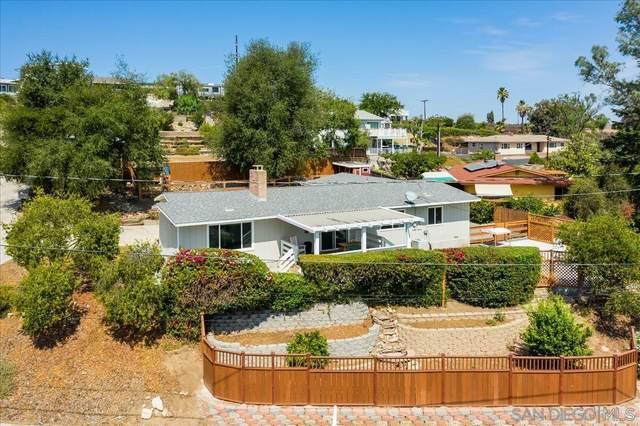 9322 Idyl Pl, Lakeside, CA 92040 (#210022219) :: Rubino Real Estate