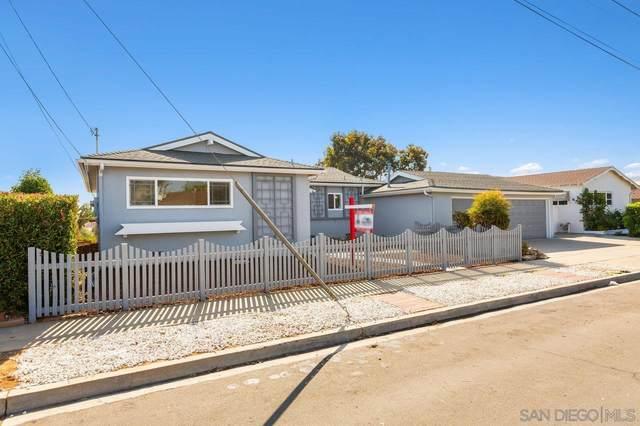 4129 Galt Street, San Diego, CA 92117 (#210024658) :: Neuman & Neuman Real Estate Inc.