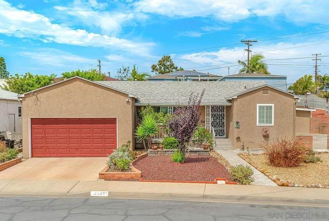 3448 Vienna St, San Diego, CA 92104 (#210024670) :: Dannecker & Associates
