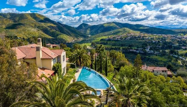 17811 Avenida Amatista, Rancho Santa Fe, CA 92067 (#210024795) :: Neuman & Neuman Real Estate Inc.