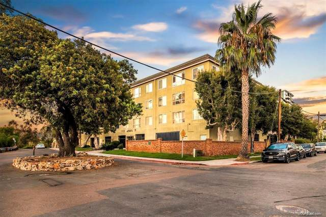 2825 3Rd Ave #407, San Diego, CA 92103 (#210024847) :: Neuman & Neuman Real Estate Inc.