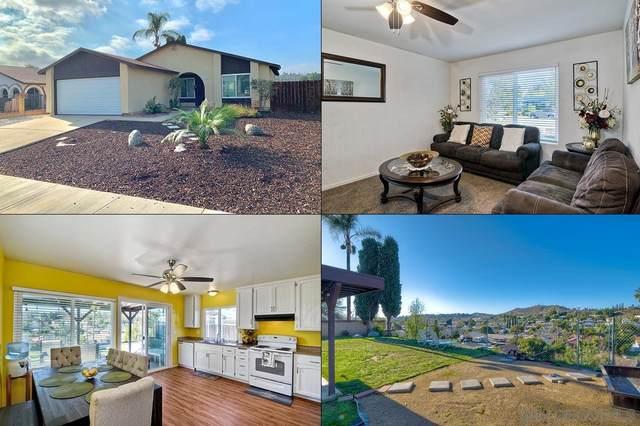 1526 Kent Ave, Escondido, CA 92027 (#210024889) :: Solis Team Real Estate