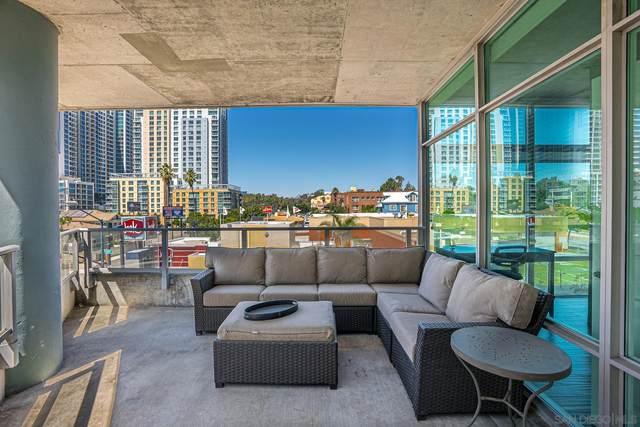 1080 Park Blvd #301, San Diego, CA 92101 (#210025366) :: Neuman & Neuman Real Estate Inc.
