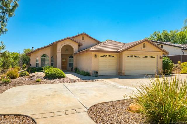 24517 Rutherford Rd, Ramona, CA 92065 (#210025522) :: Solis Team Real Estate