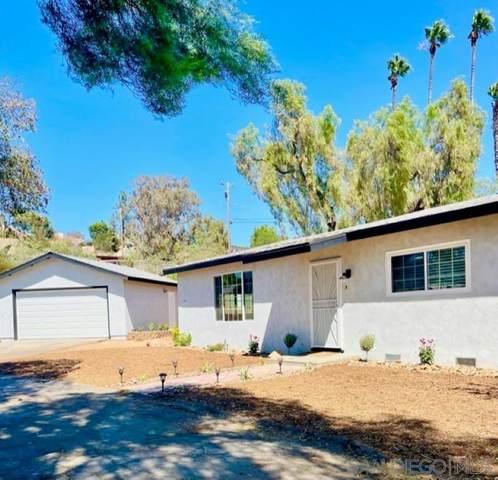 11416 Eucalyptus Hills Drive, Lakeside, CA 92040 (#210025803) :: Solis Team Real Estate
