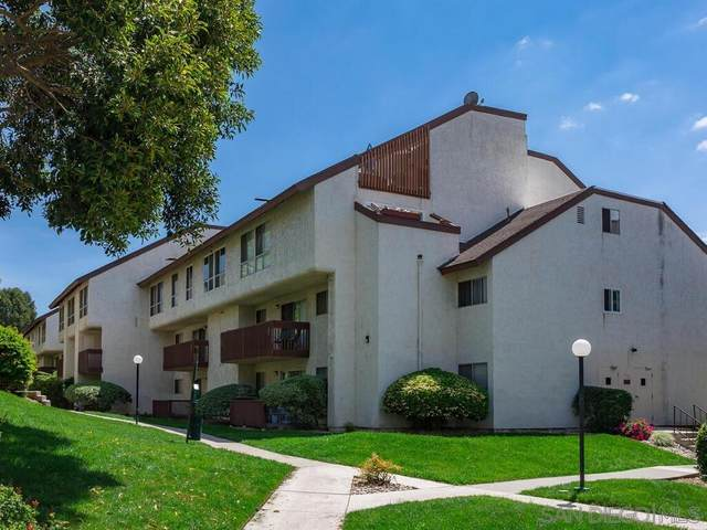 6171 Rancho Mission Rd #204, San Diego, CA 92108 (#210026129) :: The Stein Group