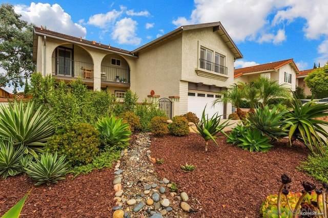 1632 Olmeda St, Encinitas, CA 92024 (#210026878) :: Neuman & Neuman Real Estate Inc.