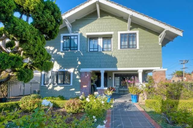 3204 Goldsmith St, San Diego, CA 92106 (#210028842) :: Dannecker & Associates