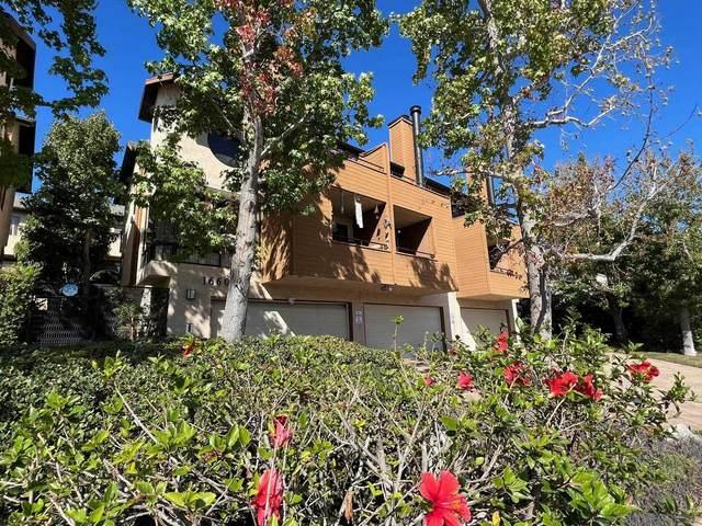 1660 Chalcedony St B, San Diego, CA 92109 (#210029328) :: Keller Williams - Triolo Realty Group