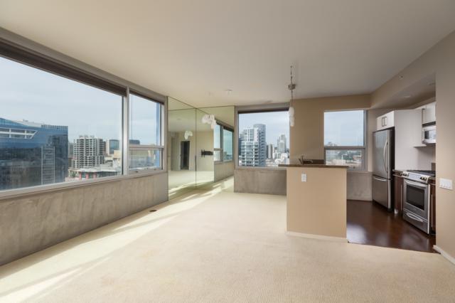 321 10Th Ave #1802, San Diego, CA 92101 (#170052344) :: Teles Properties - Ruth Pugh Group
