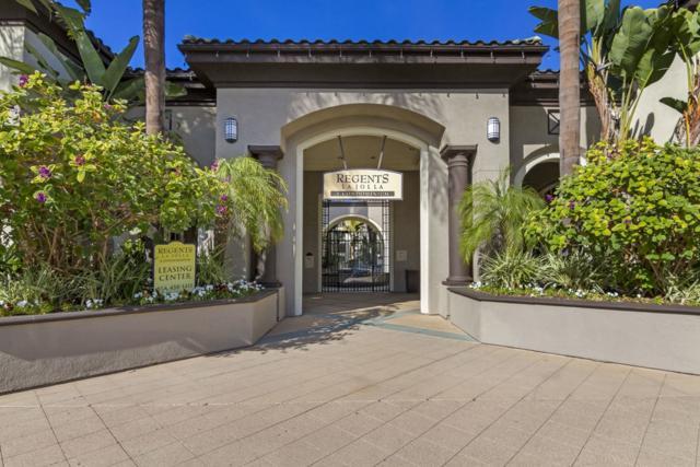 9237 Regents Rd K203, La Jolla, CA 92037 (#180005767) :: Bob Kelly Team