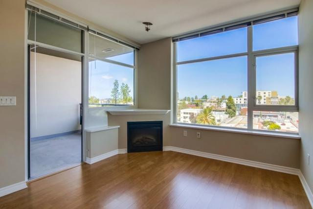 475 Redwood St #601, San Diego, CA 92103 (#180020360) :: Welcome to San Diego Real Estate