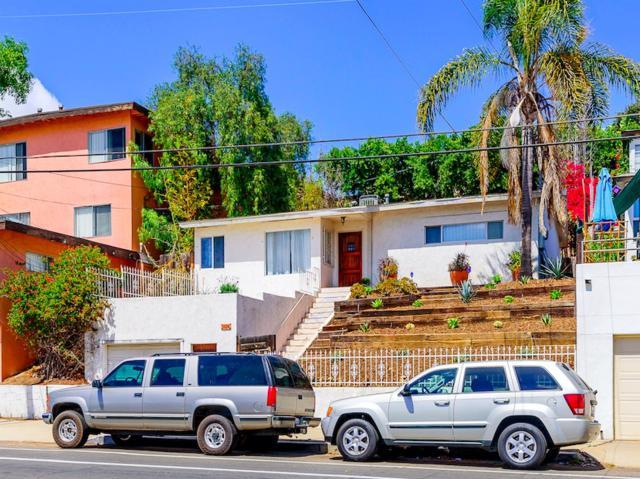 1936 San Diego Ave, San Diego, CA 92110 (#180022640) :: Heller The Home Seller