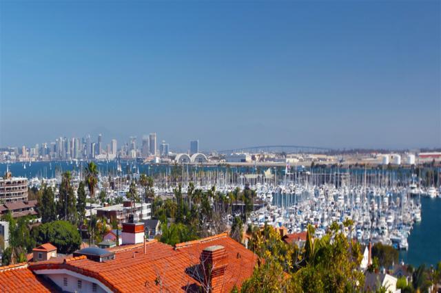 945 Harbor View Dr, San Diego, CA 92106 (#180028714) :: Ghio Panissidi & Associates