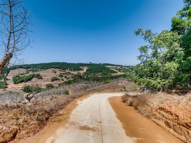 4.53 Acres Ridge Creek Rd #1, Valley Center, CA 92082 (#180032754) :: Welcome to San Diego Real Estate