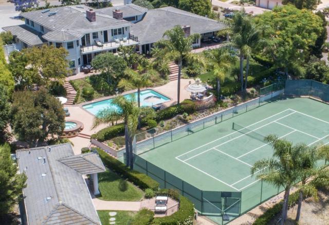 6155 Avenida Cuatro Vientos, Lot 349, Rancho Santa Fe, CA 92067 (#180034525) :: KRC Realty Services