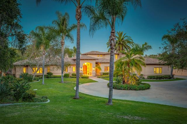 14777 Rancho Santa Fe Farms Rd, Rancho Santa Fe, CA 92067 (#180049497) :: Keller Williams - Triolo Realty Group