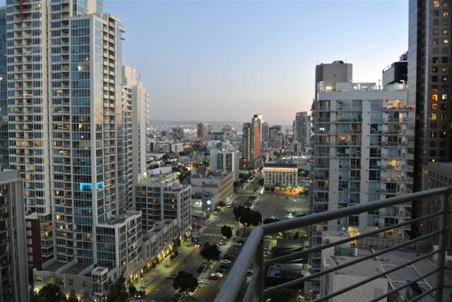 801 Ash #1403, San Diego, CA 92101 (#180054844) :: Ascent Real Estate, Inc.
