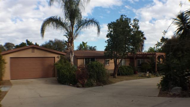 1022 El Caminito, Fallbrook, CA 92028 (#180057059) :: The Yarbrough Group