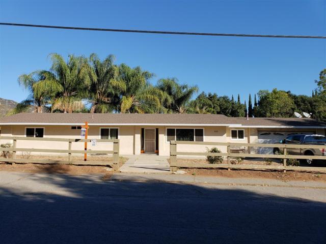 452 Paso Del Norte, Escondido, CA 92026 (#180057371) :: Ascent Real Estate, Inc.