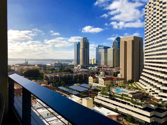 645 Front St #1510, San Diego, CA 92101 (#180058681) :: Coldwell Banker Residential Brokerage