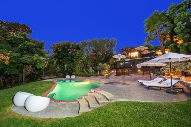 5739 Loma Verde, Rancho Santa Fe, CA 92067 (#180061732) :: Heller The Home Seller