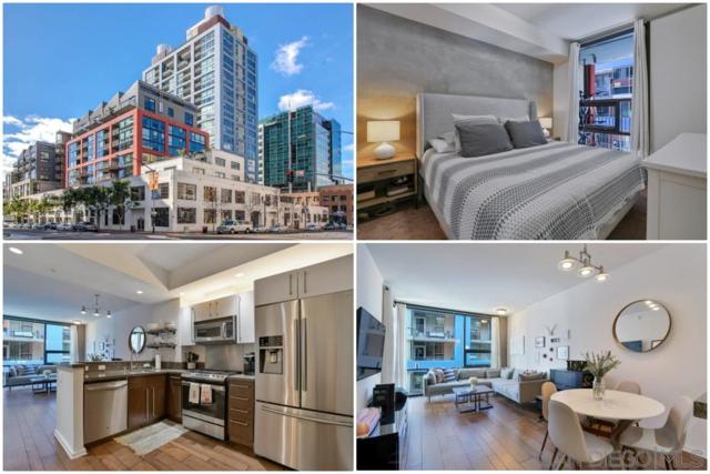 350 11th Ave #826, San Diego, CA 92101 (#190020910) :: The Yarbrough Group
