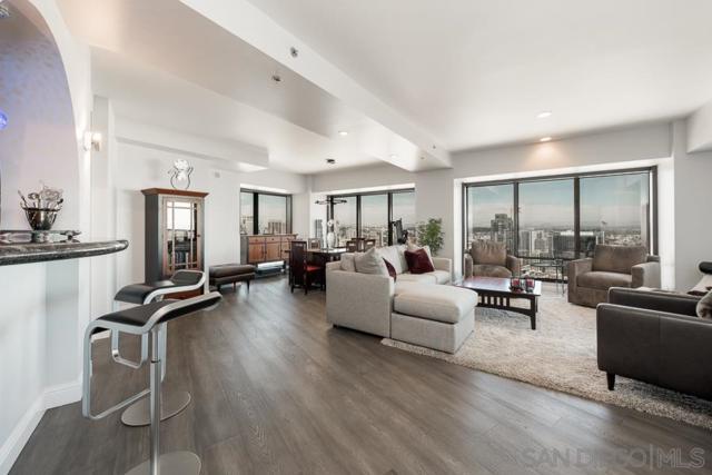 200 Harbor Drive #3001, San Diego, CA 92101 (#190021173) :: Coldwell Banker Residential Brokerage