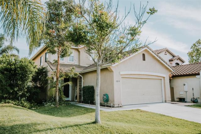 1215 Avenida Fragata, San Marcos, CA 92069 (#190025305) :: Coldwell Banker Residential Brokerage